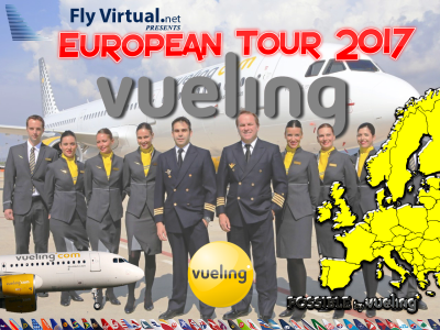 2017 Vueling EU Tour