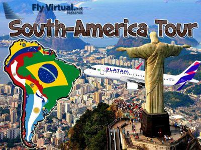 2018 South America Tour