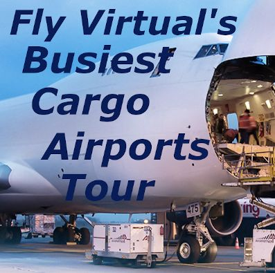 2020 Busiest Cargo Airports Tour