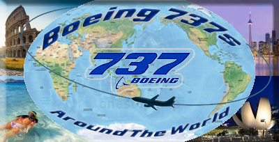 737 Around The World Tour