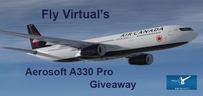 Aerosoft A330 Giveaway