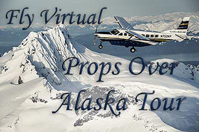 Props Over Alaska