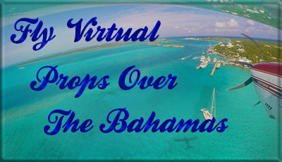 Props Over The Bahamas