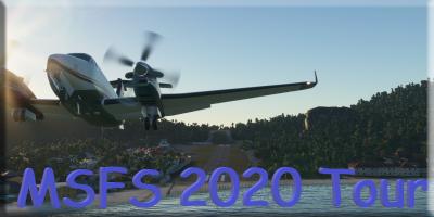 FS2020 Tour
