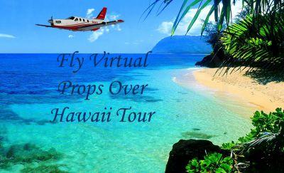 Props Over Hawaii